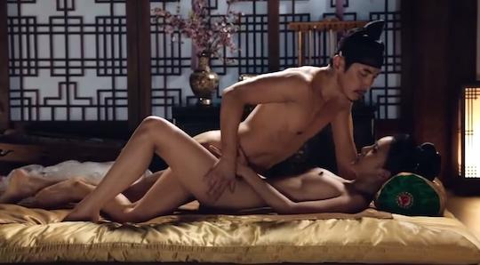 Hot Erotic Sex Scenes