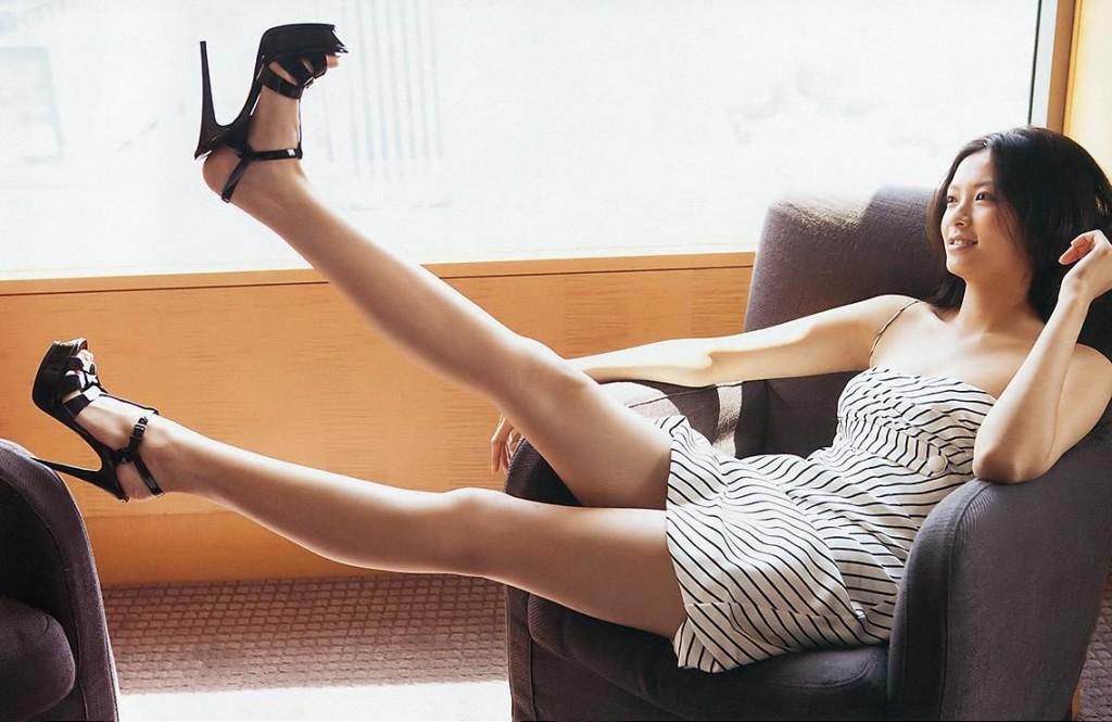 nana eikura japanese actress hot body otoko no isshou sex scene