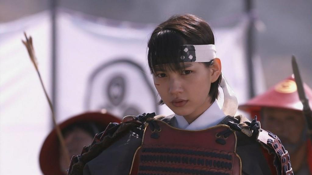 japanese ikusa otome valkyrie moe maiden armor warrior rena nounen nonen