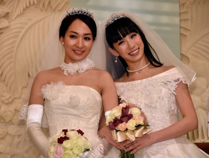 Is gay marriage legal in japan