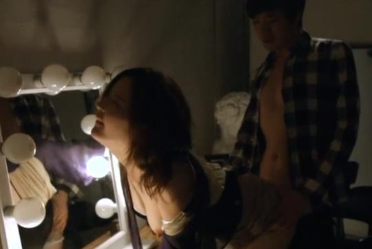 Movie scene sex from behind