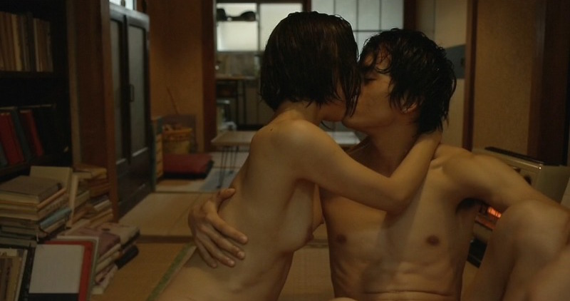 Movie sex scene japanese