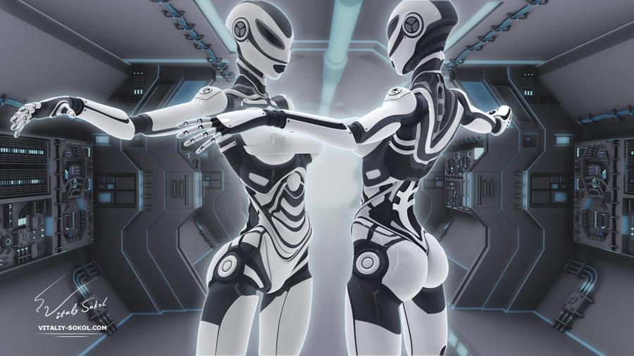 sex Computer cyber