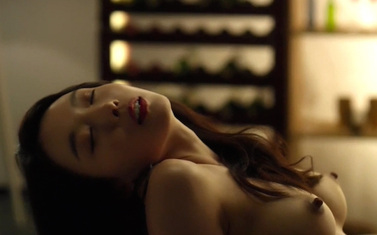 Korean actress sex
