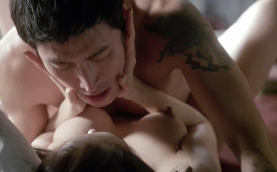 Hot naked chinese men