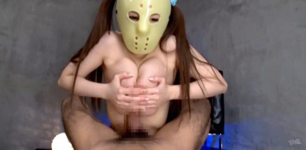 kamen hockey gas mask goaltender porn av jav japan fetish giant bust