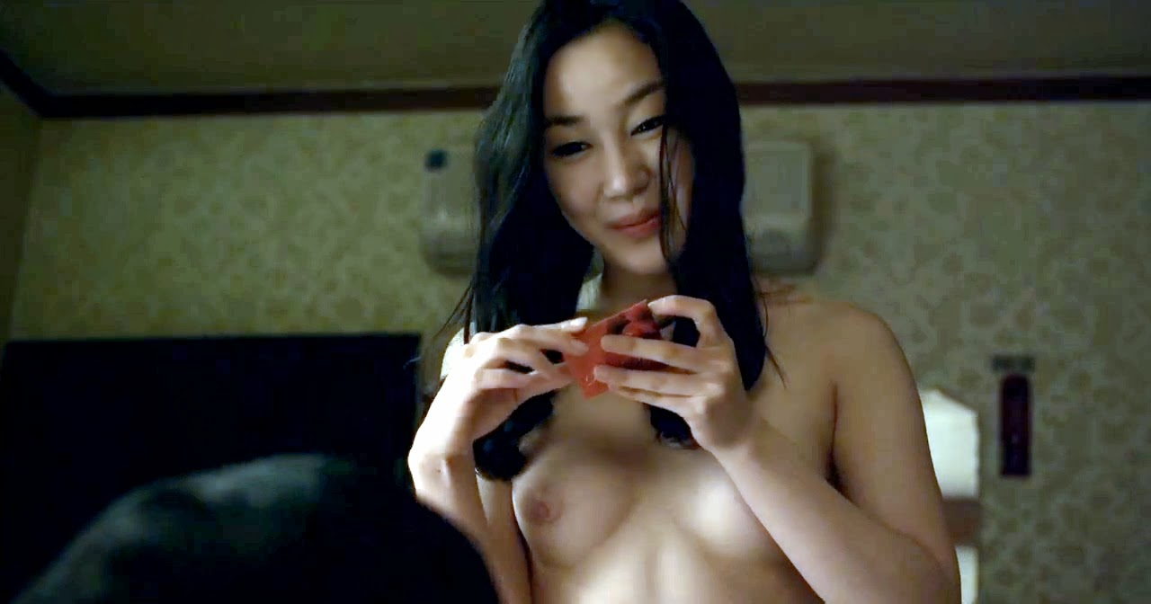 korean actress seo eun-ah hot sex scene movie film act jit deed naked nude body