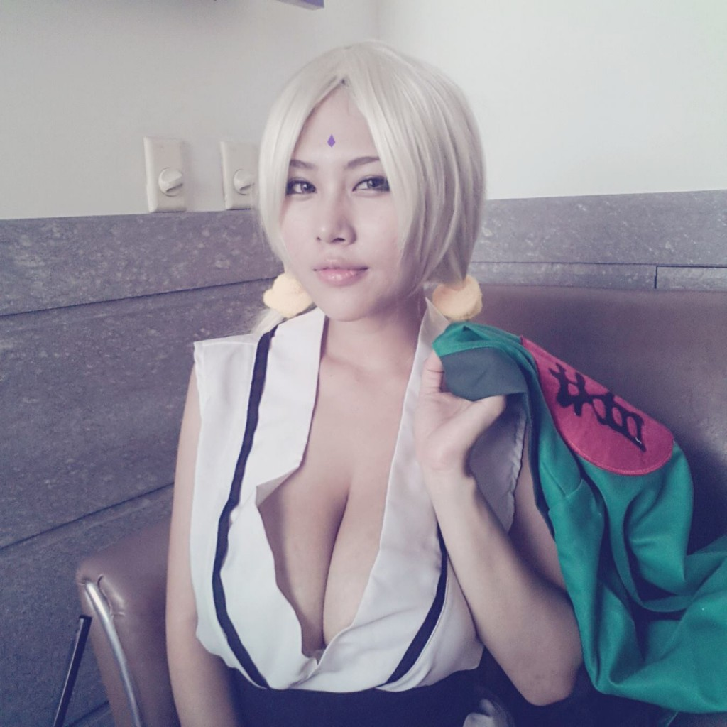 Naruto cosplay boobs nude valuable piece