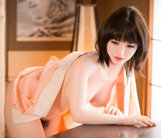orient industry real love doll sex yasuragi bihaku white skin