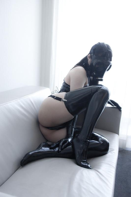 口枷屋モイラ moira kuchikaseya bondage bdsm cosplay fetish japanese erotic portrait photograph