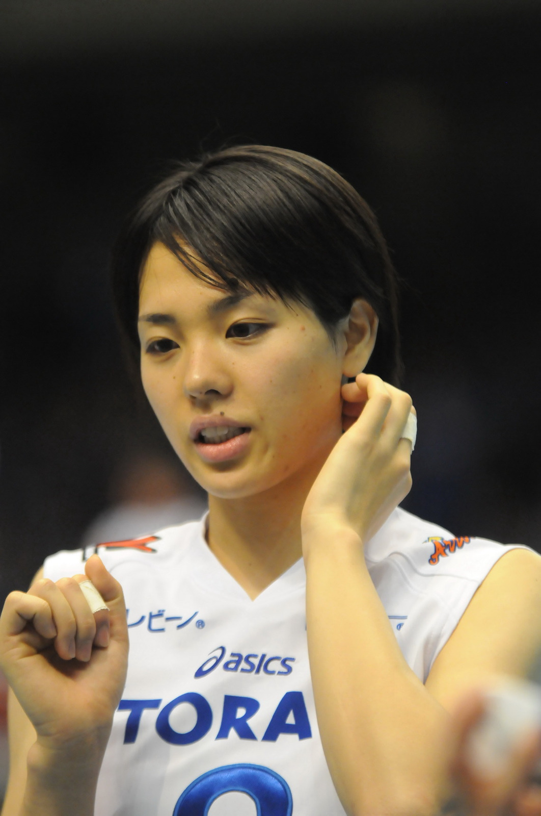 Japans Captain Sori Kimura is Honored at the Japan Sports