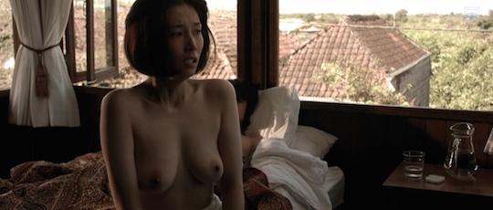yoko mitsuya sex scene naked movie nude taksu bali film japanese actress