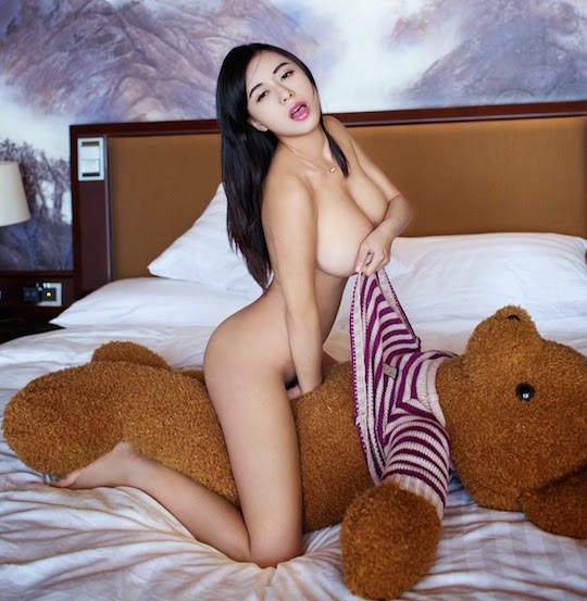 cute nude latinas in magazines