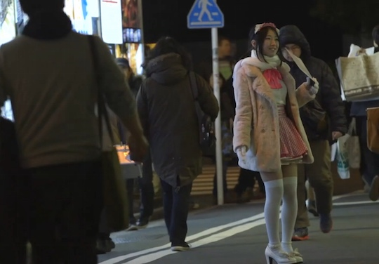 japan jk schoolgirl business culture prostitution human trafficking tokyo akihabara