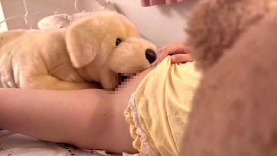 Sex With A Teddy
