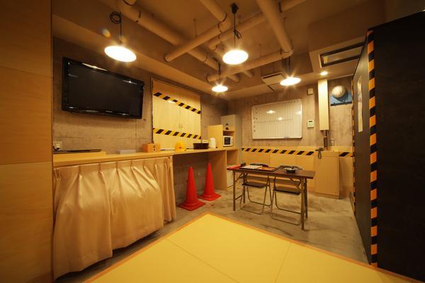 crazy love hotel weird japan niigata hospital school factory room theme chamber sex