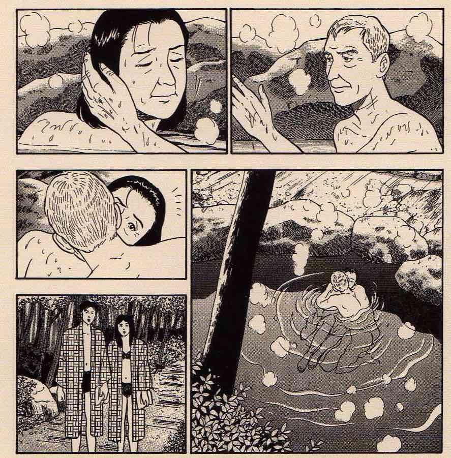 like shooting stars in the twilight manga tasogare ryuuseigun older love