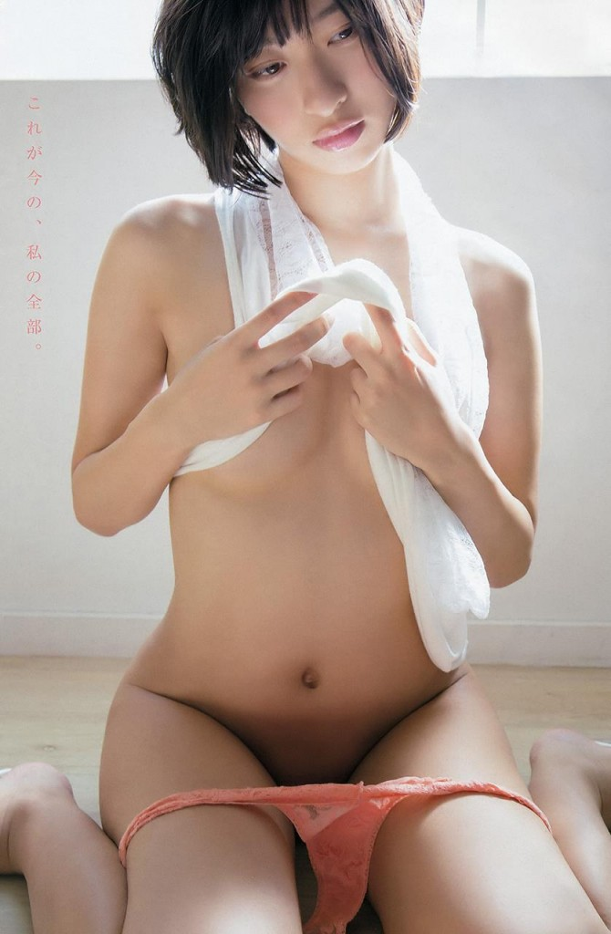 Young japanese nude butt — photo 15