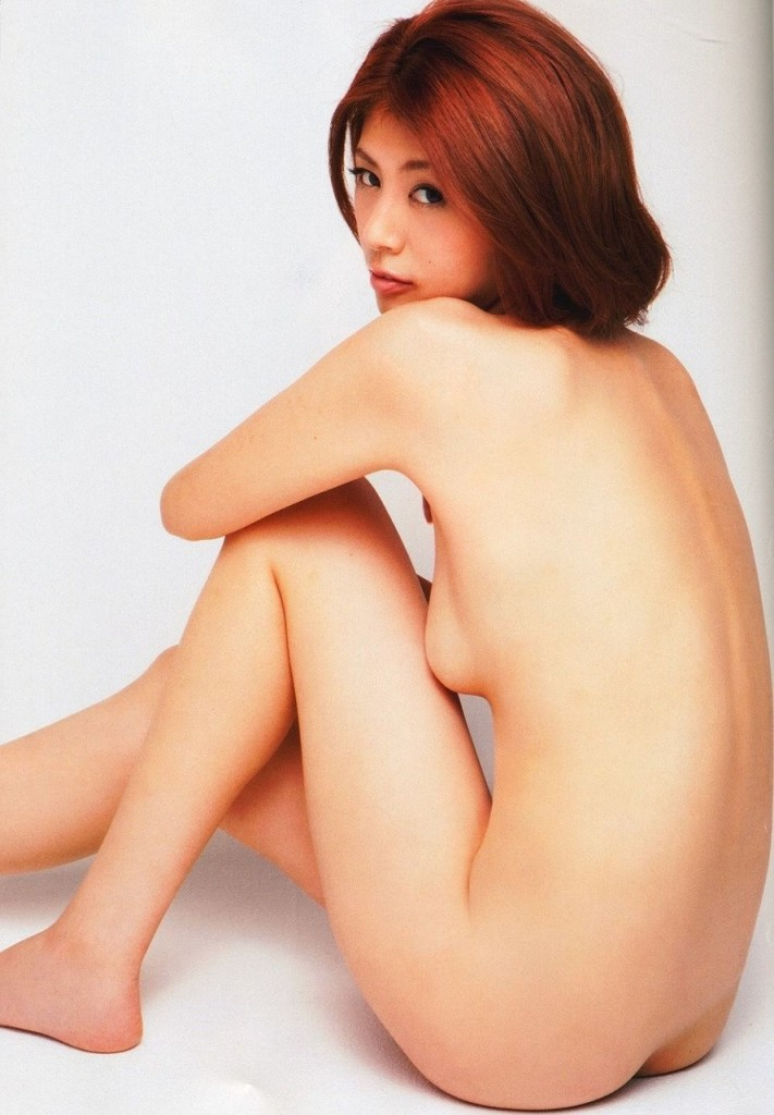 yuka kosaka former gravure model idol hot sexy nude naked
