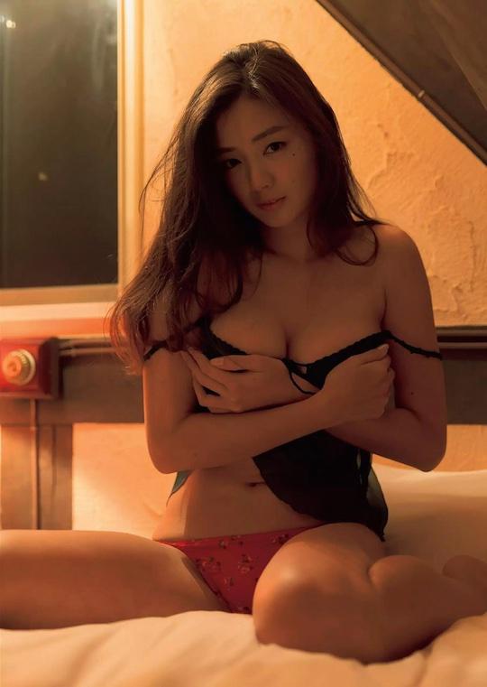 Japansk modell sex