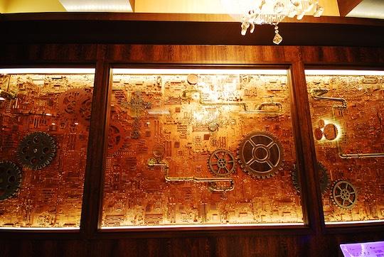 steampunk love hotel japan tokyo sara