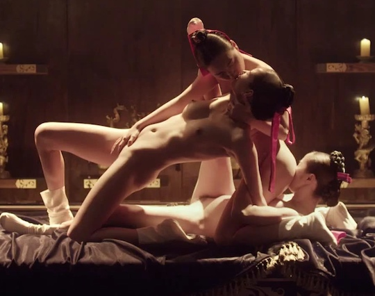 the handmaiden sex scene