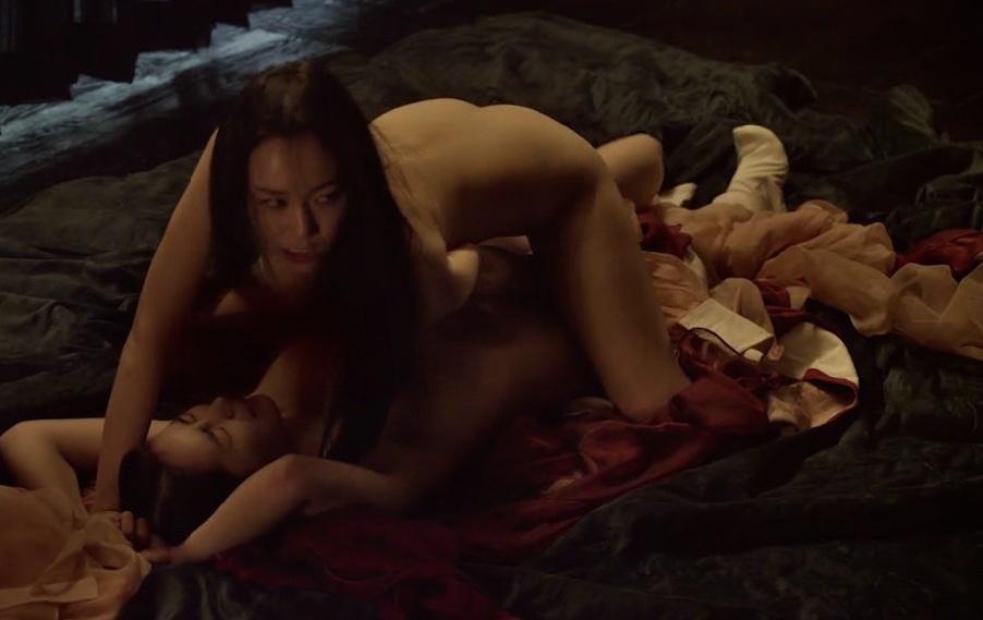Young warriors sex scene