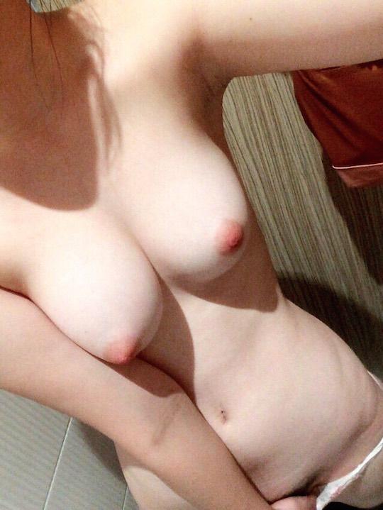 Selfie japan nude
