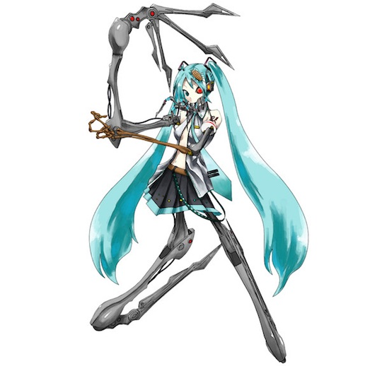 calne ca vocaloid character