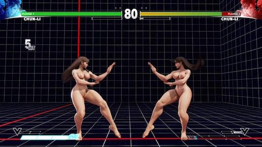 Chun li street fighter 5 nude