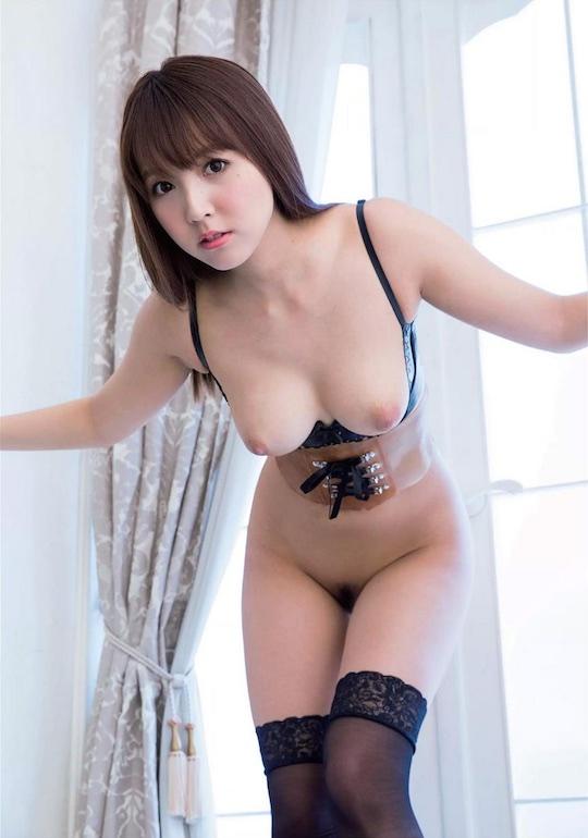 ex ske48 idol momona kito yua mikami does another hair