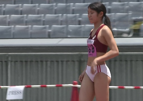 waseda japan sexy student sports athlete hot body university college