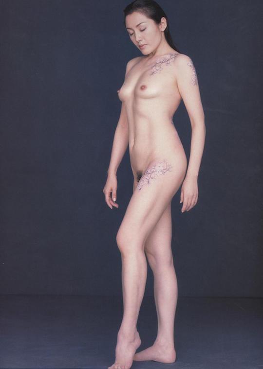 keiko matsuzaka nude jukujo hair milf body