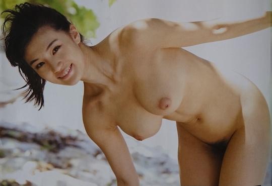shoko takasaki takahashi nude hair naked sex porn av idol japanese