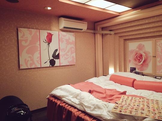 kobe love hotel sex japan