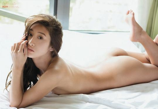 queen Korean nude race