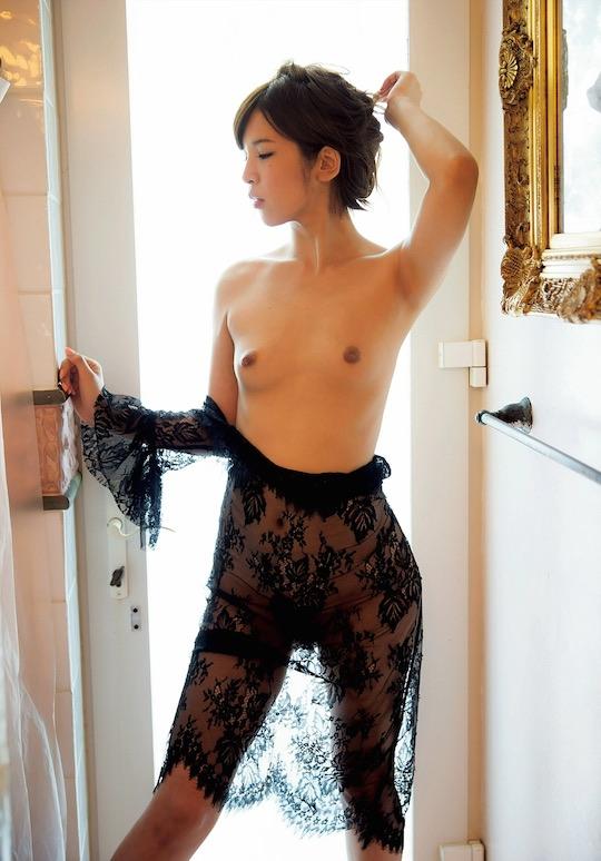 anri sakaguchi porn release hair nude naked muteki japan hairy bush muff
