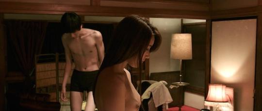 suki demonai kuseni riko nude naked sex scenes japanese