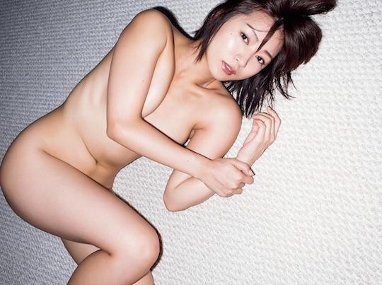ruri shinato naked nude sexy japanese