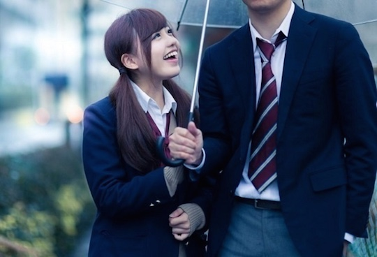 jk business compensated dating japan ban tokyo crackdown schoolgirls japan