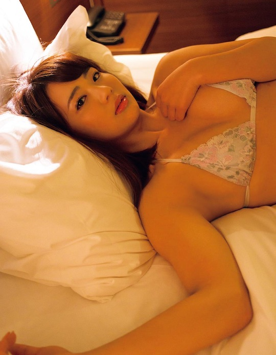 natsumi hirajima beautiful model