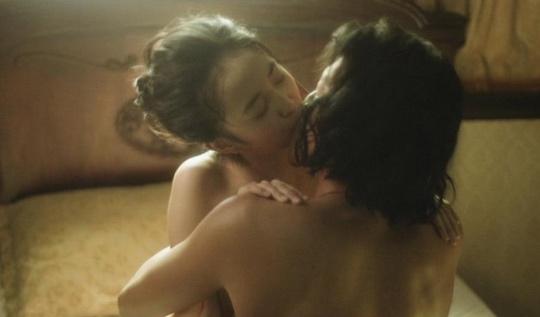 arisa komiya nude naked sex scene yumeji ai no tobashiri