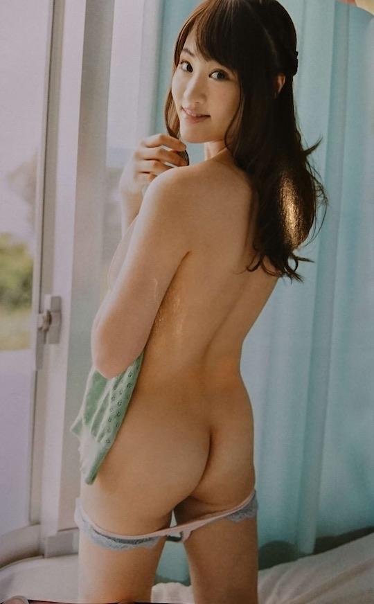 Busty bikini cleavage