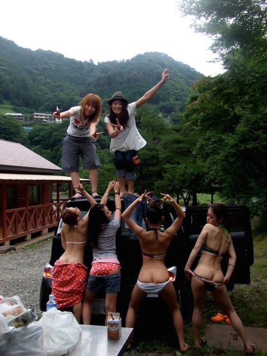 japanese amateur sex girl nude naked country roshutsu