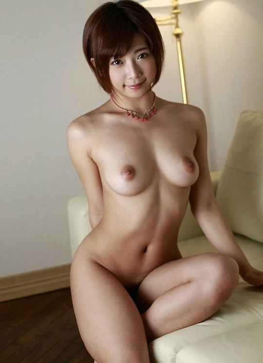 japanese breasts small flat chests getting larger