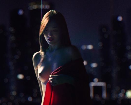 choi jin-ri sulli korean actress model real film sex scene nude naked
