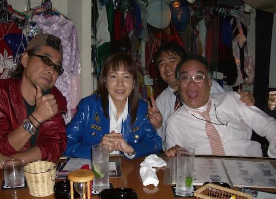 happening bar swinger club tokyo
