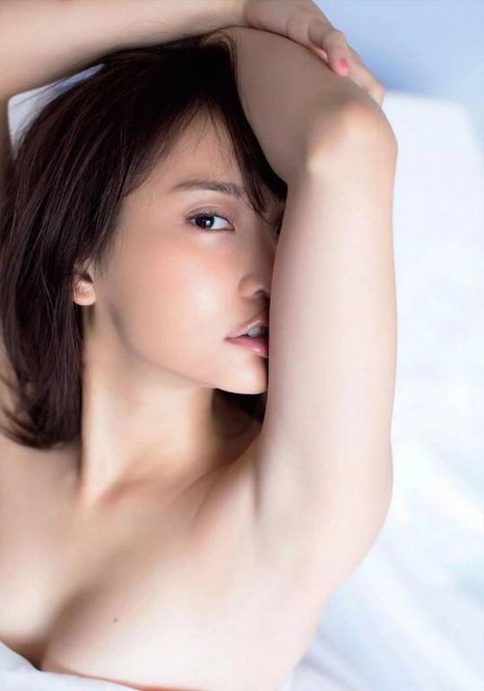 mariya nagao nude naked photo akb48