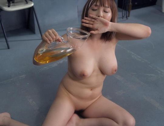 Noriko Kijima Nude Sex Scenes In Soft-Core Bondage Porn -5240