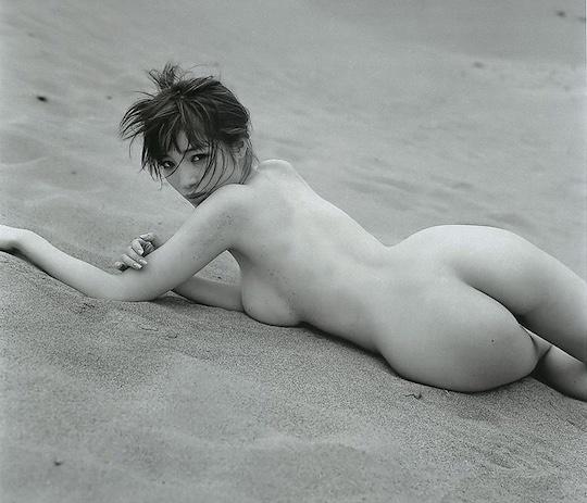 yuuri morishita nude naked amazing butt ass